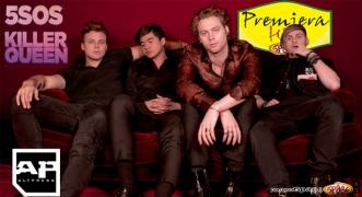 Premiera Hit 5 Seconds Of Summer – Killer Queen
