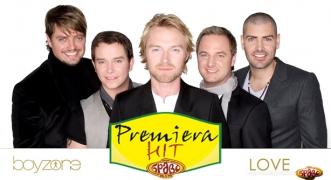Premiera Hit Boyzone – Love