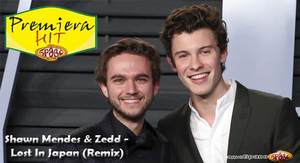 Shawn Mendes & Zedd – Lost In Japan (Remix) (Премиера Хит)