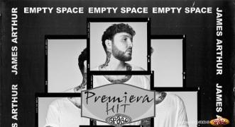 Premiera Hit James Arthur - Empty Space