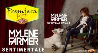 Premiera Hit Mylene Farmer – Sentimentale