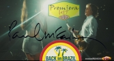 Premiera Hit Paul McCartney - Back In Brazil