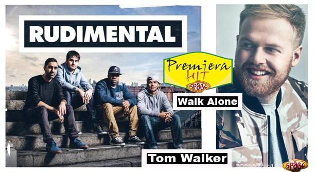 Rudimental Feat. Tom Walker – Walk Alone (Премиера Хит)