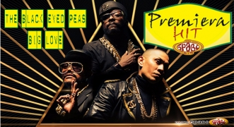Premiera Hit The Black Eyed Peas – Big Love