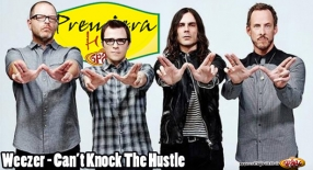 Premiera Hit Weezer - Cant Knock The Hustle