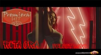 Premiera Hit Petok 23.11.18 Rita Ora – Velvet Rope
