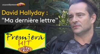 Premiera Hit Petok 30.11 David Hallyday - Ma Derniere Lettre