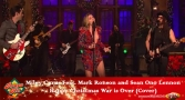 Bravo Hit 23.12.18 Miley Cyrus Feat. Mark Ronson and Sean Ono Lennon - Happy Christmas War is Over (Cover)