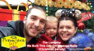 Premiera Hit Ponedelnik 31.12.18 The LadBaby - We Built This City On Sausage Rolls (Christmas parody)