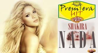 Premiera Hit Shakira - Nada