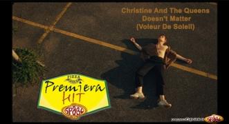 Premiera Hit Sreda 02.01.19 Christine And The Queens - Doesn't Matter (Voleur De Soleil)