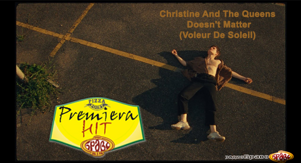 Christine And The Queens – Doesn't Matter (Voleur De Soleil) Премиера Хит