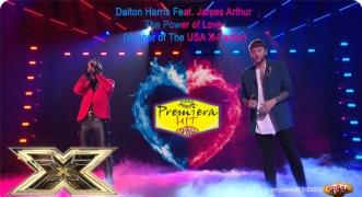 Premiera Hit Vikend 05.01.19 Dalton Harris Feat. James Arthur - The Power of Love (Cover X-Factor)