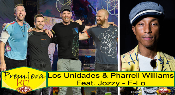 Los Unidades & Pharrell Williams Feat. Jozzy – E-Lo (Премиера Хит)