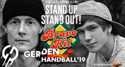 Bravo Hit 13.01.19 Kongsted & Dominik Klein – Stand Up Stand Out (The Official 2019 Handball World Cup Song)