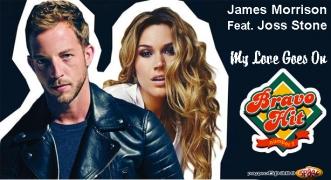 Bravo Hit 27.01.19 James Morrison Feat. Joss Stone - My Love Goes On