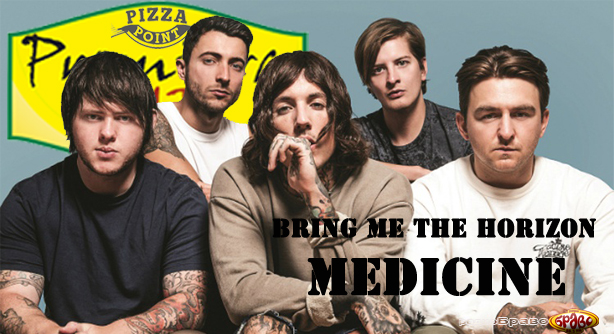 Bring Me The Horizon – Medicine (Премиера Хит)