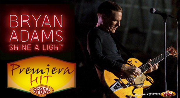Premiera Hit Ponedelnik 21.01.19 Bryan Adams - Shine A Light