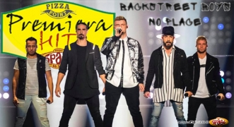 Premiera Hit Sreda 09.01.18 Backstreet Boys - No Place