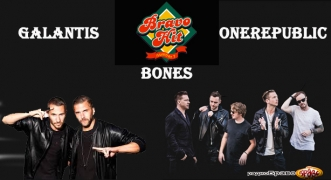 Bravo Hit 10.02.19 Galantis Feat. OneRepublic Bones