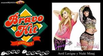 Bravo Hit 24.02.19 Avril Lavigne Feat. Nicki Minaj - Dumb Blonde