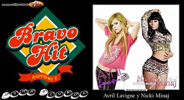 Avril Lavigne Feat. Nicki Minaj – Dumb Blonde (Браво Хит)