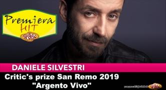 Premiera Hit Cetvrtok 21.02.19 Daniele Silvestri - Argento Vivo (San Remo 2019)