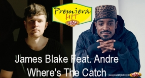 Premiera Hit Ponedelnik 11.02.19 James Blake Feat Andre - Where's The Catch