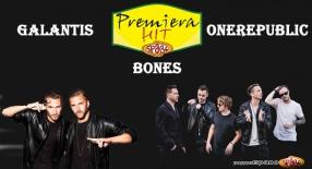 Premiera Hit Sreda 06.02.19 Galantis Feat. OneRepublic - Bones