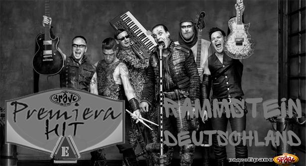 Premiera Hit Cetvrtok 04.04.2019 Rammstein - Deutschland