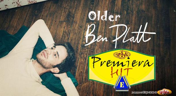 Premiera Hit Petok 05.04.2019 Ben Platt - Older