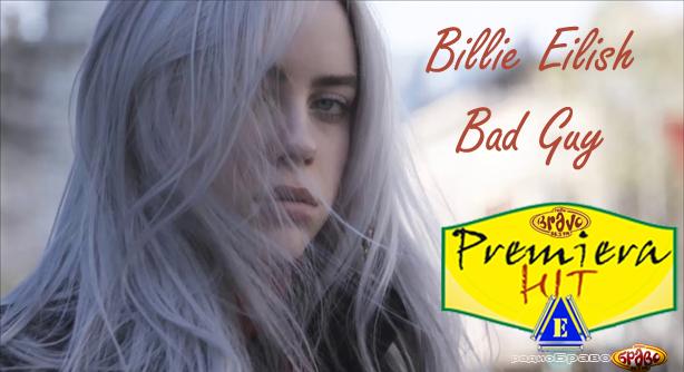 Premiera Hit Sreda 03.04.2019 Billie Eilish - Bad Guy