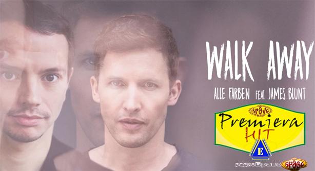 Premiera Hit Vtornik 02.04.2019 Alle Farben & James Blunt - Walk Away