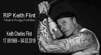 RIP Keith Flint Tribute to Prodigy Front Man