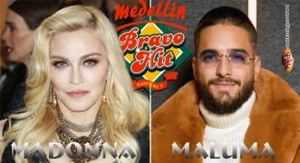 Bravo Hit 28.04.19 Madonna Feat. Maluma - Medellin