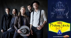 Premiera Hit Cetvrtok 18.04.19 The Lumineers - Nightshade (For The Throne)