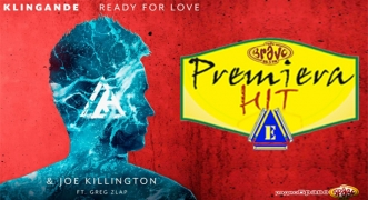 Premiera Hit Sreda 01.05.19 Klingande & Joe Killington & Greg Zlap - Ready For Love