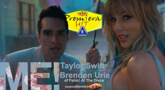 Premiera Hit Vtornik 30.04.19 Taylor Swift Feat. Brendon Urie - Me