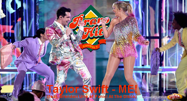 Taylor Swift Feat. Brendon Urie – ME! (Браво Хит)