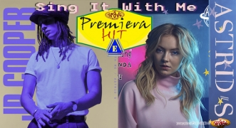 Premiera Hit Petok 10.05.19 JP Cooper Feat. Astrid S - Sing It With Me