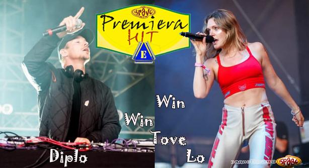 Diplo Feat. Tove Lo – Win Win (Премиера Хит)