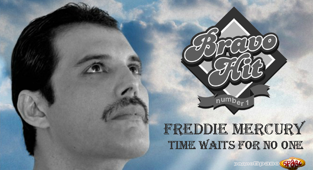 Freddie Mercury – Time Waits For No One (Браво Хит)