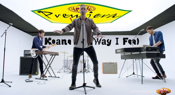 Premiera Hit Petok 14.06.19 Keane – The Way I Feel