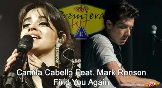 Premiera Hit Sreda 05.06.19 Camila Cabello Feat. Mark Ronson – Find You Again