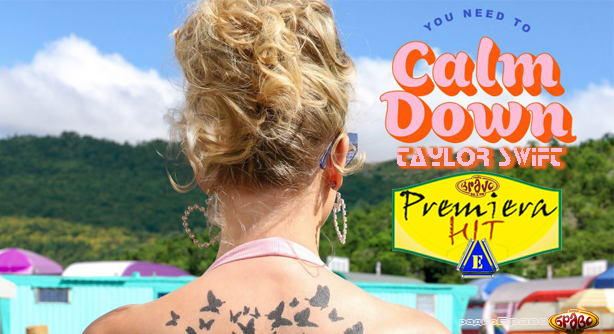 Premiera Hit Sreda 19.06.19 Taylor Swift - You Need To Calm Down