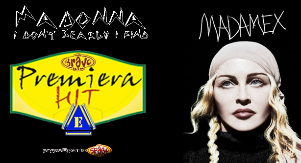Premiera Hit Vikend 22 23.06.19 Madonna - I Don't Search I Find