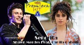 Premiera Hit Vtornik 25.06.19 Shawn Mendes Feat. Camila Cabello - Senorita