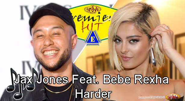 Jax Jones Feat. Bebe Rexha – Harder (Премиера Хит)