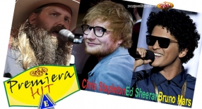 Premiera Hit Vikend 13 14.07.19 Ed Sheeran Feat. Chris Stapleton & Bruno Mars - Blow