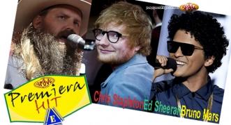 Premiera Hit Vikend 13 14.07.19 Ed Sheeran Feat. Chris Stapleton & Bruno Mars - Blow